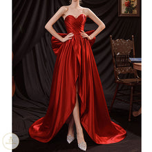 Load image into Gallery viewer, #7232 TRAILING EVENING DRESS