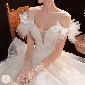 #7235 WEDDING DRESS