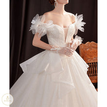 Load image into Gallery viewer, #7235 WEDDING DRESS
