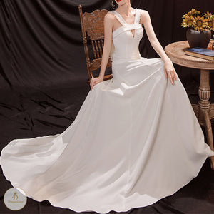 #7236 WEDDING DRESS