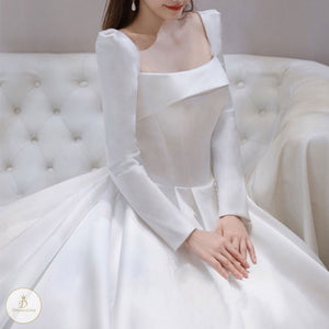 #7273 WEDDING DRESS