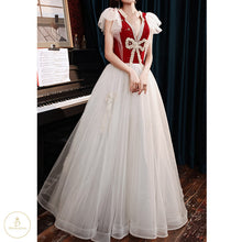 Load image into Gallery viewer, #7332 PRINCESS EVENING DRESS