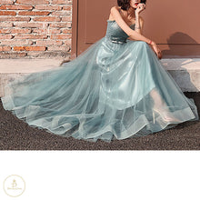 Load image into Gallery viewer, #7370 SLING EVENING SWING DRESS