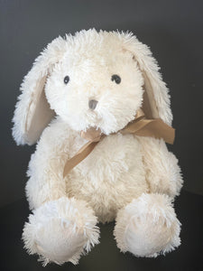 White Bunny Plush Toy - Daisy