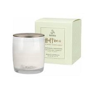 Rituelle Candle Happiness 400gm Soya