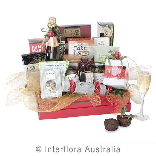 Christmas Hamper Deluxe