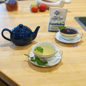 Recipe for Mint Tea