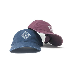 Piper & Leaf diamond logo denim hats