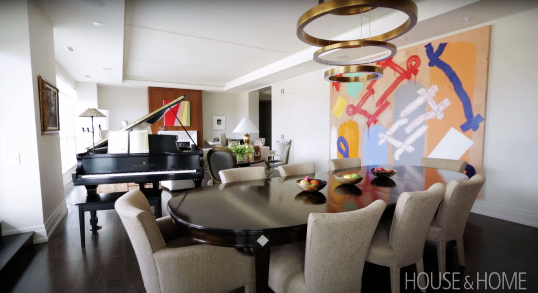 An Elegant Condo With All The Comforts Of Home