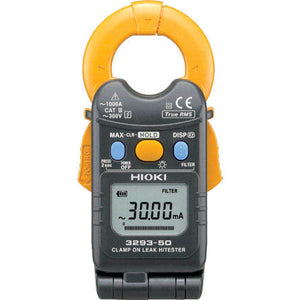 3293-50--AC Leakage to Load Current Clamp Meter