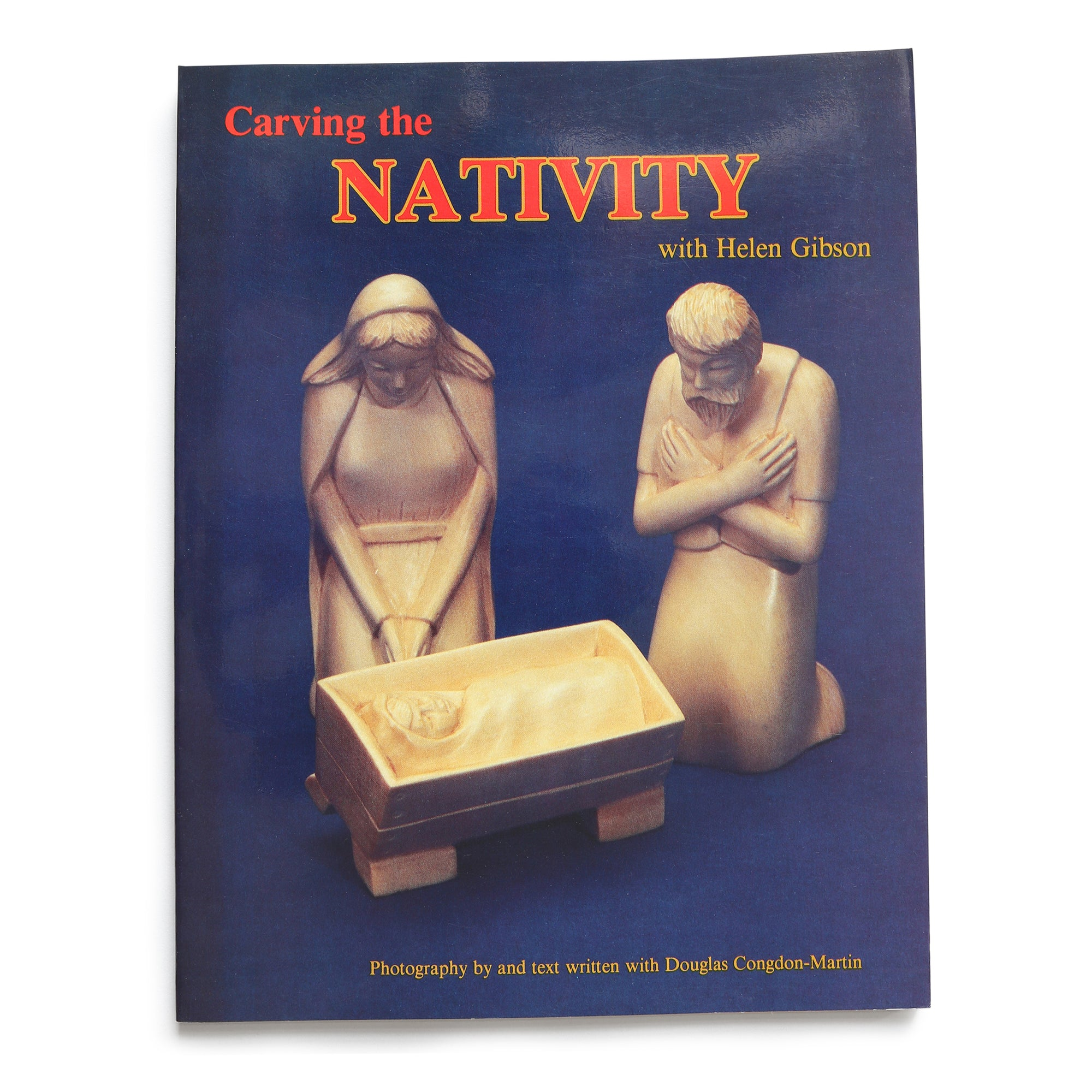 Carving the Nativity