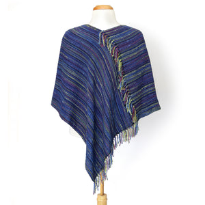 Blueberry Twist Shawl