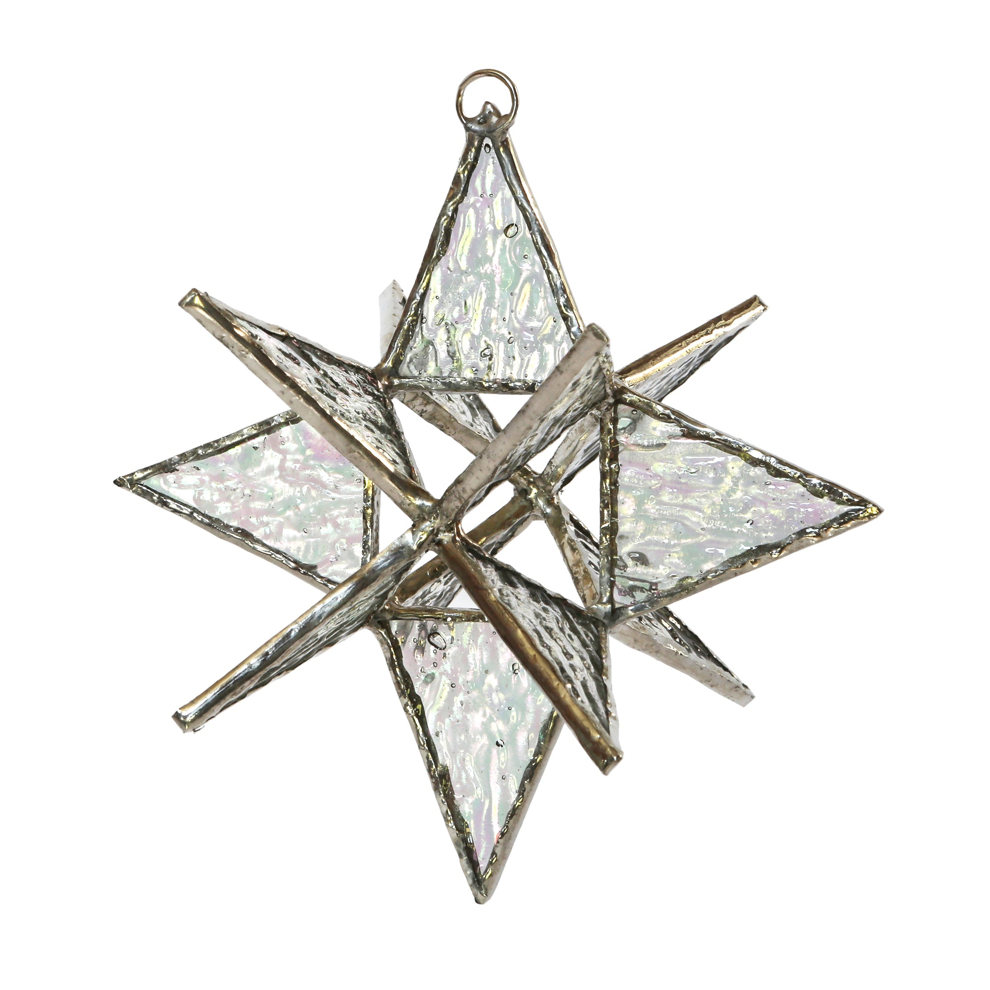 Moravian Glass Star