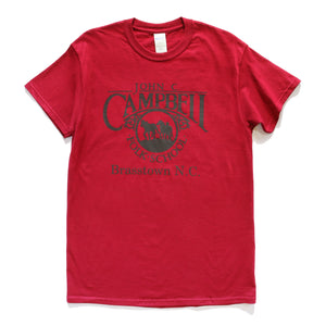 Folk School 2X Logo Tee Shirt
