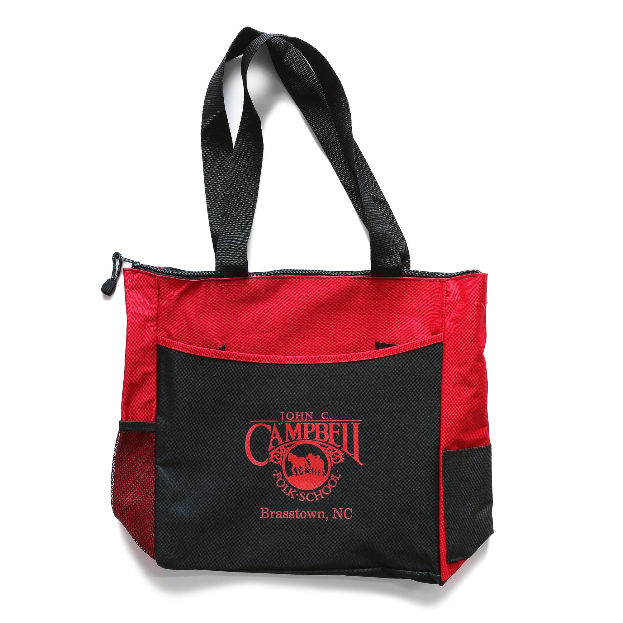 John C. Campbell Folk School Tote Bag