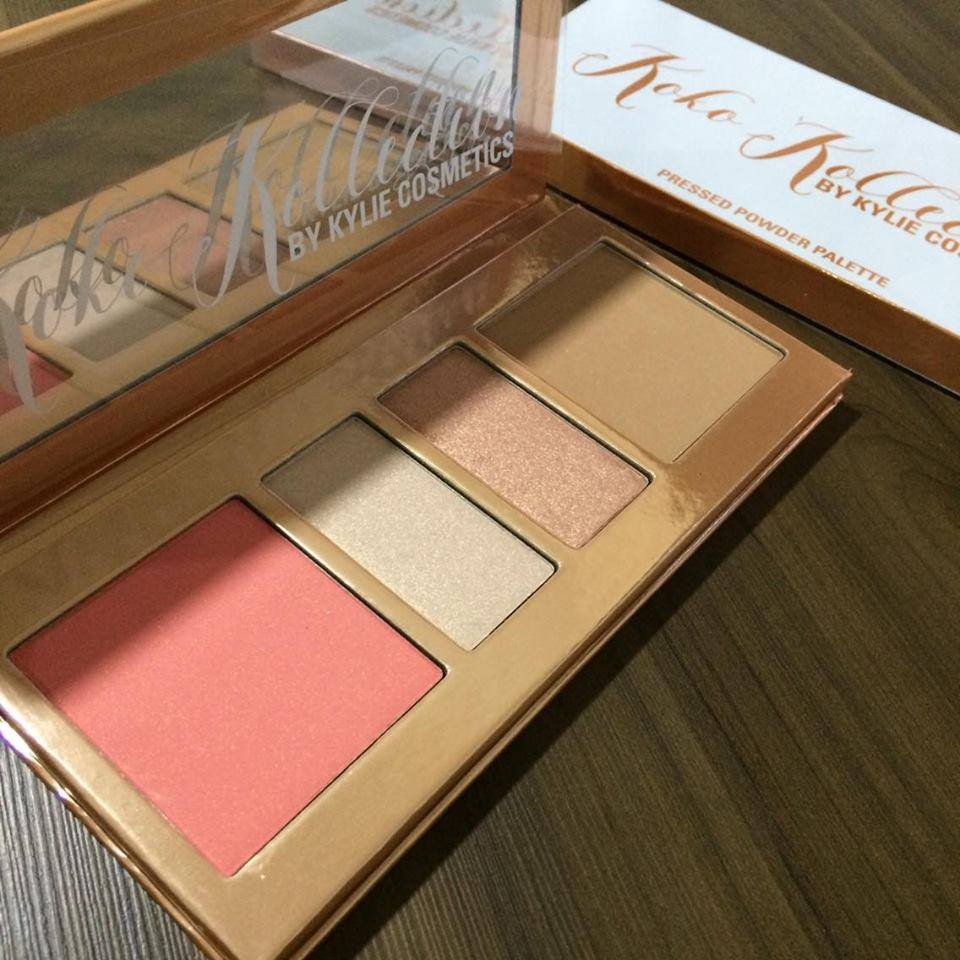 Paletta Koko Kollection Face Palette, Kylie Cosmetics