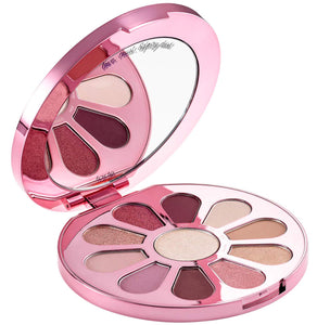 RECOMPACTADA Paletta de sombras limited-edition love, trust & fairy dust eye & cheek palette, Tarte