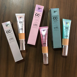 Base CC+ Cream Illumination with SPF 50+, It Cosmetics