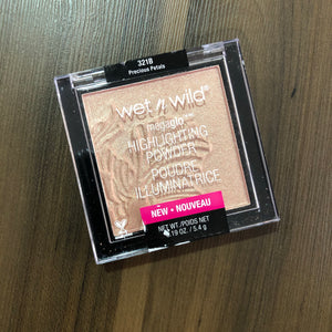 Iluminador Megaglo Highlighting Powder, Wet n Wild