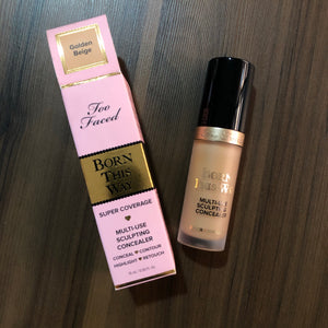Corretivo Born This Way Golden Beige, Too Faced