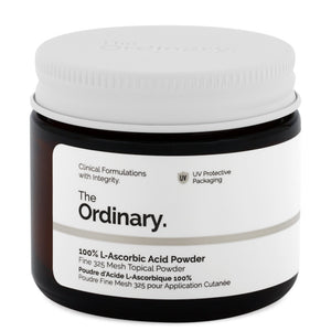 Skincare 100% L-Ascorbic Acid Powder, The Ordinary