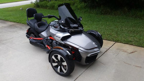 "Can Am Spyder F3 20"" Windshield"