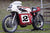 Air Tech TRI4 - Triumph / BSA Letterbox Vintage Race Fairing.
