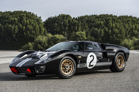 Ford GT40 Headlight Cover Set