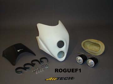 Air Tech Rogue ROGUEF1 Windshield