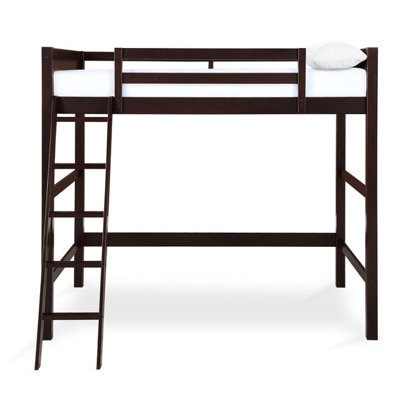 Denver Loft Bed - Espresso - N/A