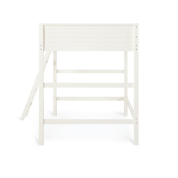 Denver Loft Bed - White - N/A