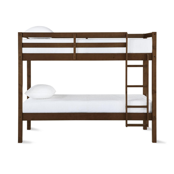 Indiana Bunk Bed - Mocha - N/A