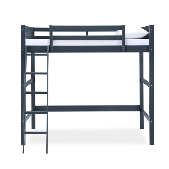 Denver Loft Bed - Blue - N/A
