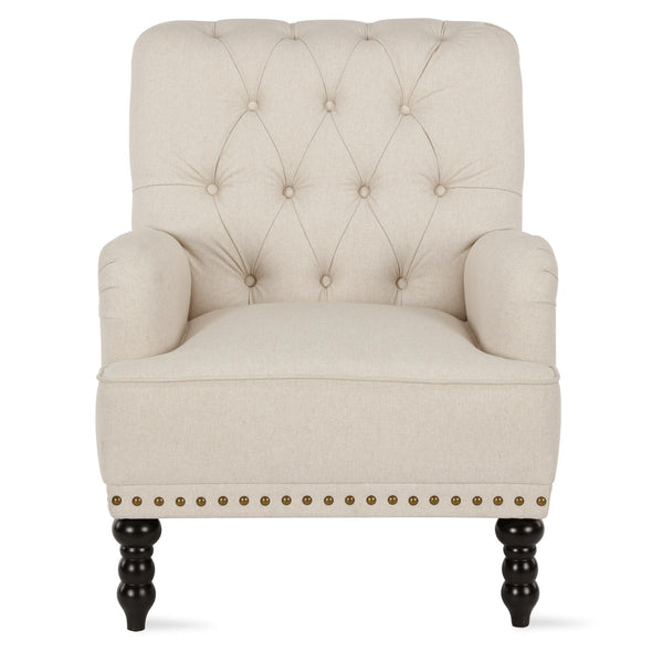 Westlock Charles of London Arm Chair - Beige - N/A