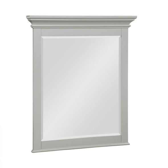 Monteray Beach 30 Inch Bathroom Mirror - Gray - 30""