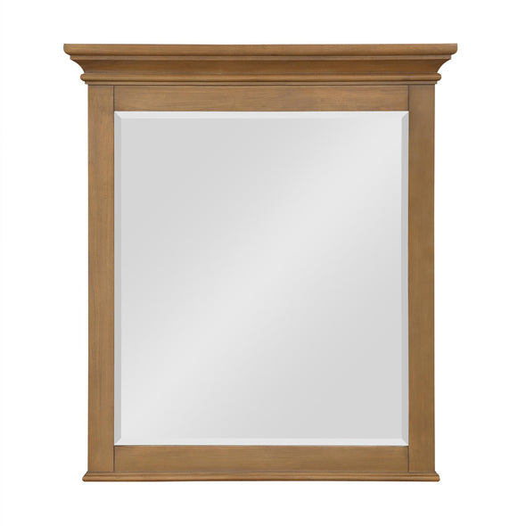 Monteray Beach 30 Inch Bathroom Mirror - Natural Rustic - 30""