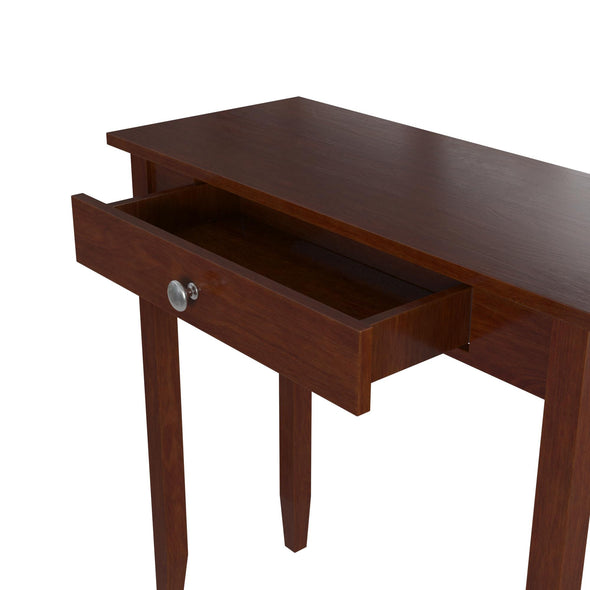 Rosewood Console Table - Coffee - N/A