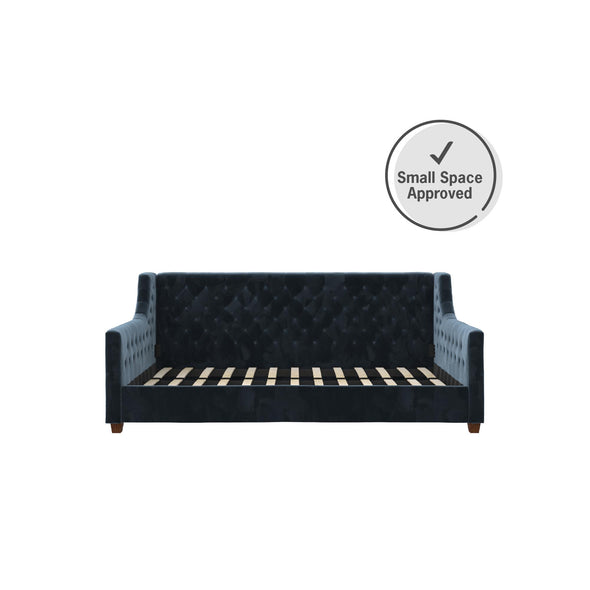 Jordyn Upholstered Daybed - Blue - Twin