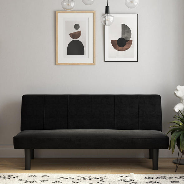Java Futon - Black - N/A