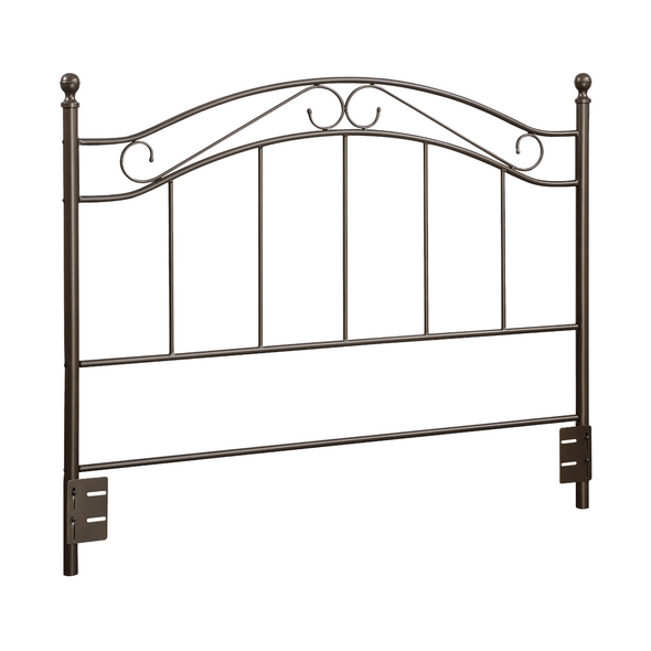 Winnie Adaptable Full/Queen Metal Headboard