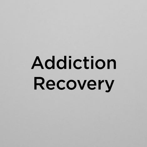 Addiction Recovery Posters