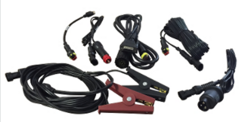 Truck and OHW Power Supply and Adapter kit for NAVIGATOR TXTs