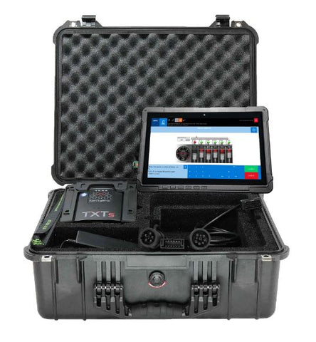 TEXA Truck & Off-Highway COMBO Diagnostic Kit - Rugged Tablet