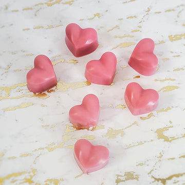 Love in All Shades Collection - Small Heart Wax Melts (Bag of 14) | 3.2 oz.