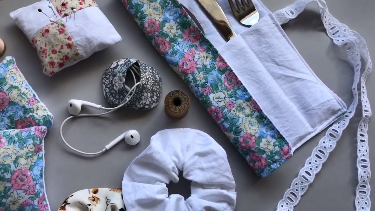 5 sewing projects to make in under 10 minutes