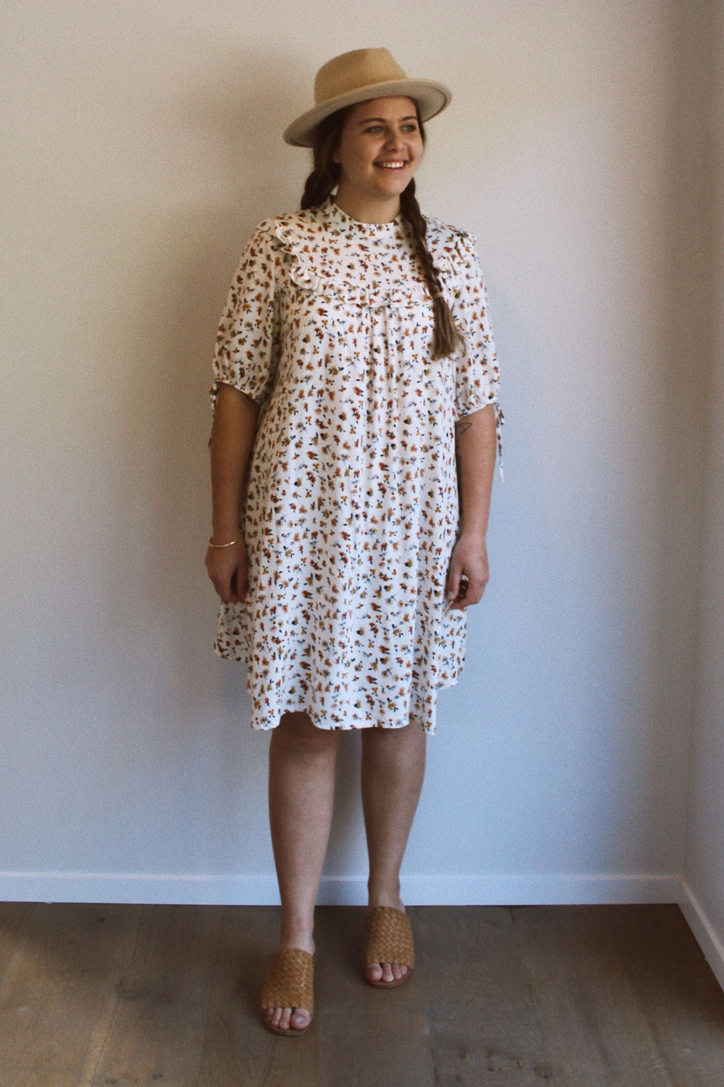 Dua Dress Sewing Pattern