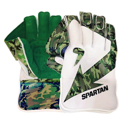 7 Wicket Keeping Glove (Camo) - Spartan Sports Global