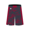 Custom Basketball Short | Hex - Maroon - Spartan Sports Global