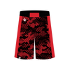 Custom Basketball Short | Hex - Red - Spartan Sports Global