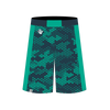 Custom Basketball Short | Hex - Teal - Spartan Sports Global